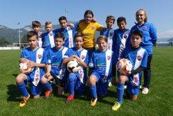 Retour sur le match de samedi des U13-2 - Club Sportif de Saint-Pierre