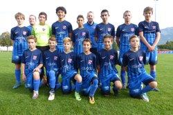 Match U15 contre St Jeoire/La Tour 2 ce dimanche 24/09 - Club Sportif de Saint-Pierre