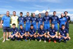 Séniors1, match nul et la tête haute... - Club Sportif de Saint-Pierre