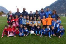 Plateau amical des U7 avec Vougy et Ayze... - Club Sportif de Saint-Pierre