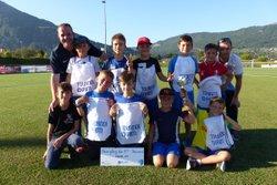 Belle journée au tournoi U11 à Marignier le 08.09 - Club Sportif de Saint-Pierre