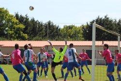 St Macaire - Seniors A. Défaite 2 à 0. Crédit photos.R.Viau - FOOTBALL CHALONNES CHAUDEFONDS