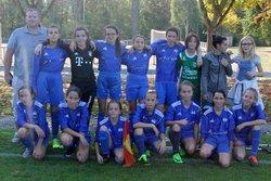 Les U14F de plus en plus nombreuses (19 joueuses!) - FOOTBALL CHALONNES CHAUDEFONDS