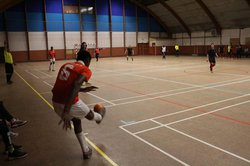 vs. Paulista - COLOMBES ATLETIC FUTSAL CLUB 92