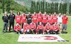 Les photos du week-end - CLUB ATHLÉTIQUE MAURIENNE FOOTBALL