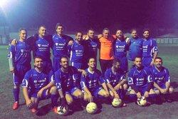 équipe foot loisir les hérissons 2016.2017 - CLUB ATHLÉTIC MONFOURAT LES EGLISOTTES