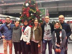 Trois jours de préparation de Noël avec Sport2000 à Montpont. Super accueil par l'équipe, une très bonne ambiance. Merci à tous votre accueil.   De très bonne fêtes de Noël et de fin d'année à tous. À 2017 bonne soirée. - CLUB ATHLÉTIC MONFOURAT LES EGLISOTTES