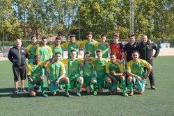 U19 Coupe Gambardella-Burel-CAPC-1_1(TAB_2-3)17-09-17 - CA Plan de Cuques