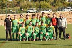 U19_Coupe Gambardella_CAPC-ES Vitrolles_2-5_15-10-17 - CA Plan de Cuques