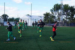 Match de préparation des U15 Excellence à Venelles: 1-1 - CA Plan de Cuques