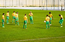 SENIORS 1 AUBAGNE FC2-CA PLAN DE CUQUE- 1 - 2 _ 11-03-18 - CA Plan de Cuques