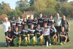 Victoire des U18 contre notre dame 5-2 - CLUB ATHLETIQUE RIBERACOIS