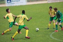 U18 : MONTIGNAC / CAR (0-14) - CLUB ATHLETIQUE RIBERACOIS