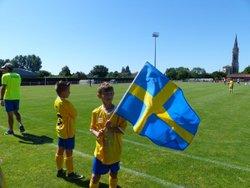 Les U11 à l'Eurocup 2017 - Club Athlétique Sallois