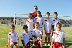 Plateau U9 du 22 avril à St Nicolas de la Grave - Castelsarrasin Gandalou FC