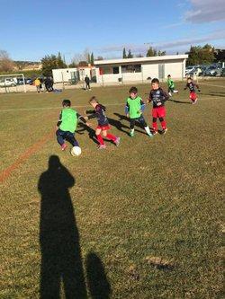 Plateau U8/U9 à Caumont - Caumont Football club