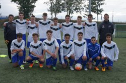 U17 B - Bassigny Foot 12-1 (16-sept-2017) - CHAUMONT FOOTBALL CLUB