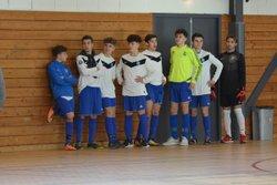 Futsal Régional U17 à Châteauvillain (14-janv-2018) - CHAUMONT FOOTBALL CLUB