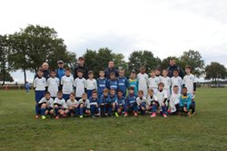 Reprise U11 le 16-09-2017 - CHAUMONT FOOTBALL CLUB