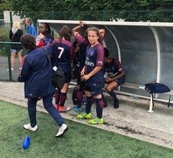 Ayah Drissi, des pelouses de Chaumont á celles du PSG