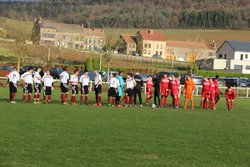 Défaite 3-0 contre l'US Bazeilles 2 - CHEVEUGES ST AIGNAN CERC.OM.