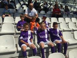 Les U8/U9 au Stade des Alpes ce dimanche - CLAIX FOOTBALL