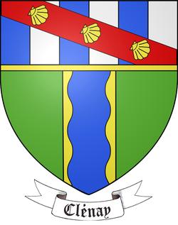Commune de Clénay