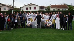 Match du Co La Couronne 2  contre Entente Foot 96 - COC FOOTBALL  LA COURONNE