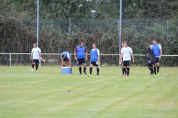 1er match à domicile pour le foot loisir - Club Olympique de Précieux