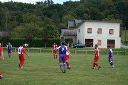 Cornil A / Chaillac Saillat A - F.J.E.P. CORNIL Football Club