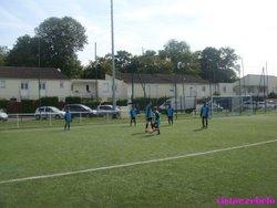 U13 REGIONAUX COSMO - RUEIL 1-0 - COSMOPOLITAN CLUB DE TAVERNY