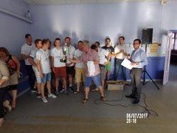 COUPE DE LA MANCHE Réception par le COS - Club Omnisports Sourdeval section Football