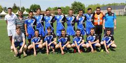 LES U19 : 21 MAI 2016 - FA MORLAAS EST BEARN