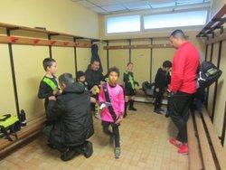 Tournoi U9 - FC 2 FONTAINES - Février 2018 - Lyon Ouest Sporting Club
