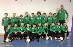 Equipe U11 (Flavien/Arnaud) - CLUB SPORTIF DE CHARMES