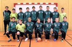 Equipe U15 (Tanguy/Corentin) - CLUB SPORTIF DE CHARMES