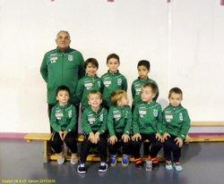 Equipe U6 - U7 (Marc/Frederic/Arnaud) - CLUB SPORTIF DE CHARMES