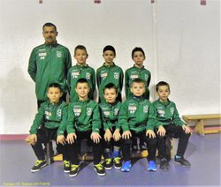 Equipe U9 (Raphaël/Eric) - CLUB SPORTIF DE CHARMES