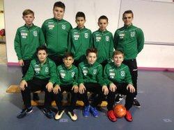 Equipe U13 (Marty) - CLUB SPORTIF DE CHARMES