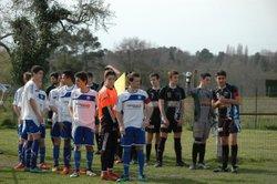 18/03/2017 - Sud Gironde VS U18 (B) - C.S.LANTONNAIS