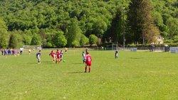 Plateau U9 à Vaux (21/05/16) - Club Sportif de Viry