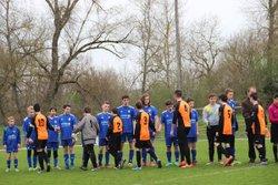 Vierzon Chaillot vs u15 - Club Sportif Argentais