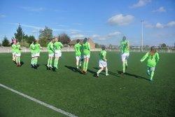 Féminines à 11 le 19/10/2014 : Gondecourt 2 - 1 Frelinghien - CSGondecourtois