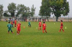 Plateau U9-U8 de Saint Vulbas du 07 octobre 2017 - Club Sportif Jeunesse Châtillonnaise