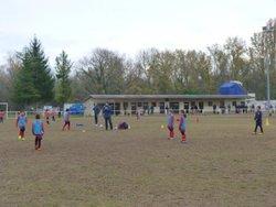Plateau U8-U9 Meximieux Villieu 11/11/2017 (2è Match Equipe 1) - Club Sportif Jeunesse Châtillonnaise