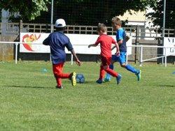 Dernier entrainement de la saison U6 - U7 - Club Sportif De La Verpilliere