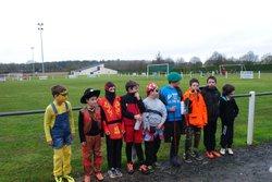 carnaval de l'école de foot ! - Club Sportif Parcéen