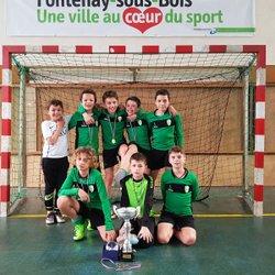 U12A: tournoi futsal.