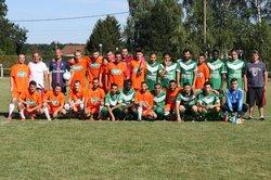 Match amical du 14 août 2016 opposant le CSV à l'Espérance. Score final 3 à 4. - CLUB SPORTIF VILLIERS EN LIEU