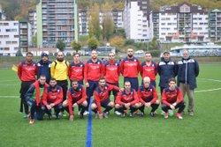 Retour en images sur la belle victoire des Séniors 1 contre Echirolles - C.S. Voreppe Football